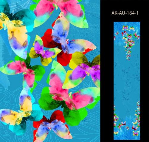 Бабочки. Диджитал